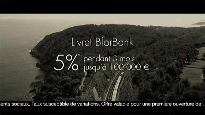 BforBank Livret 5%